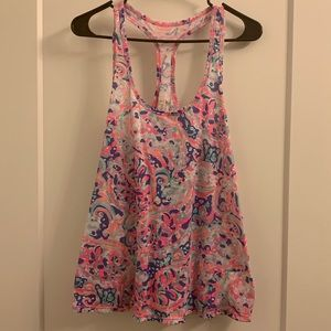 EUC Lilly Pulitzer Tank - Worn Once!